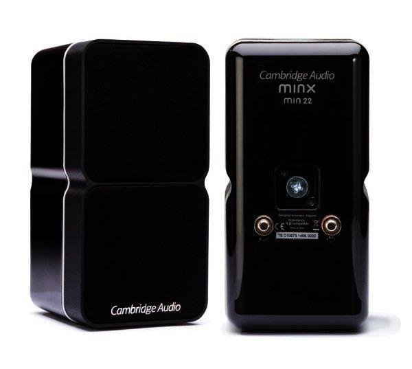 Cambridge Audio MINX MIN 22- Lautsprecher