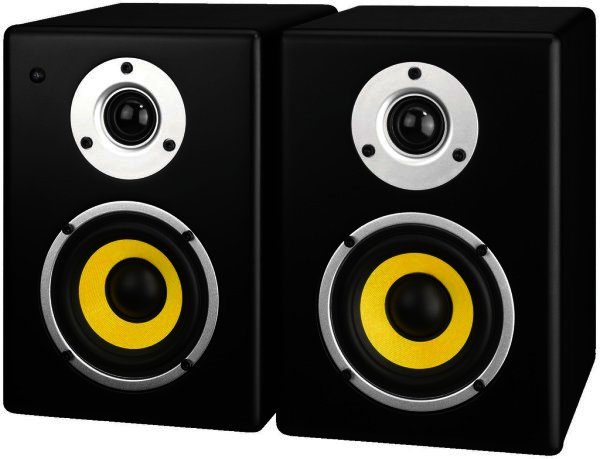 SOUND-4USB/SW Aktiv-Boxen-Set