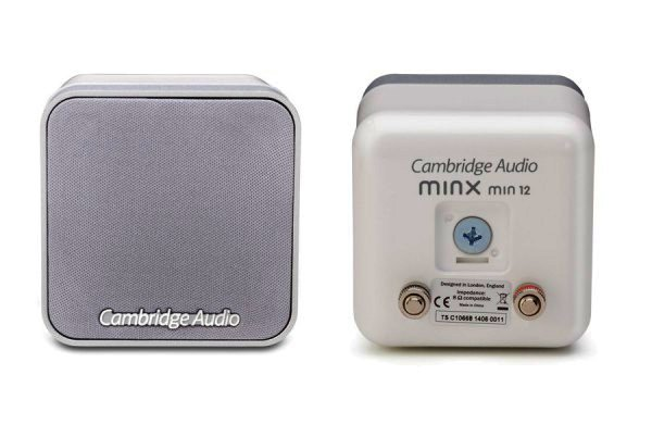 Cambridge Audio MINX MIN12 Lautsprecher - Stück