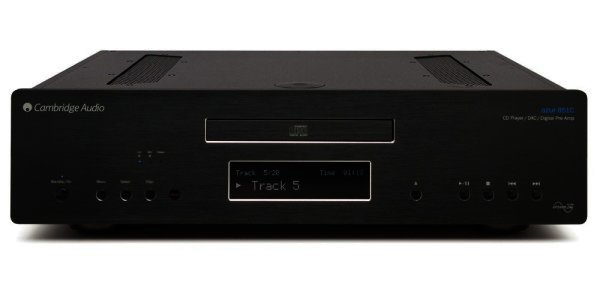 Cambridge Audio 851C CD Player - CD-R/RW