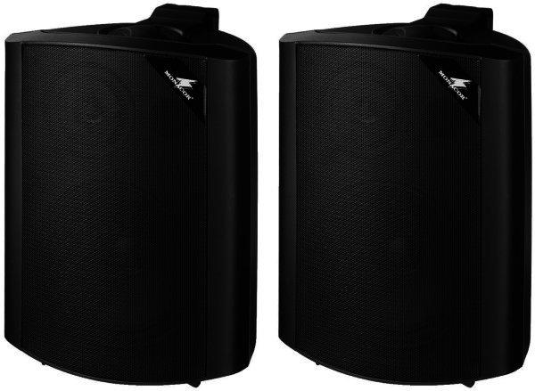 MKS-64/SW 2-Wege-Lautsprecher Boxen - Paar - 90 Watt