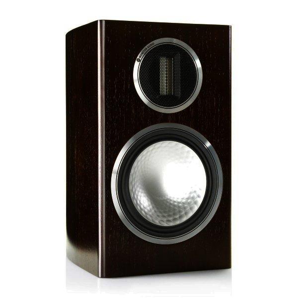 Monitor Audio Gold 100 - 2-Wege Kompaktlautsprecher, Bassreflex - Stück