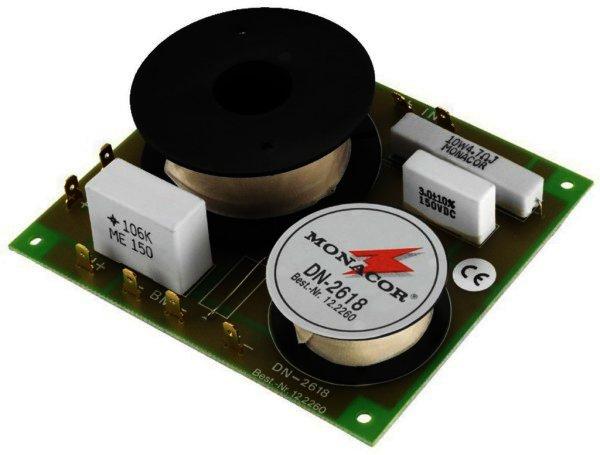 DN-2618 - Lautsprecher 2-Wege Weiche für 8 Ohm Hifi PA