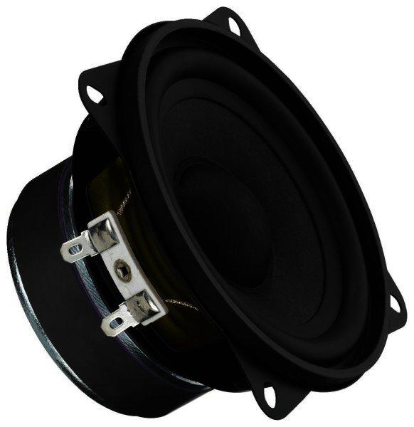 SPM-100/8 HiFi-Basslautsprecher Kompakt-Tiefmitteltöner, 50WMAX, 8 Ohm