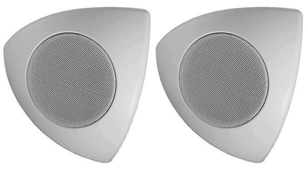 MKS-48/WS Wand-, Decken- und Eck-Lautsprecher - Paar