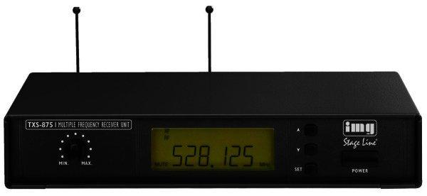 TXS-875 - Empfänger für Funkmikrofone 518-542 MHz - XLR und Klinken Ausgang