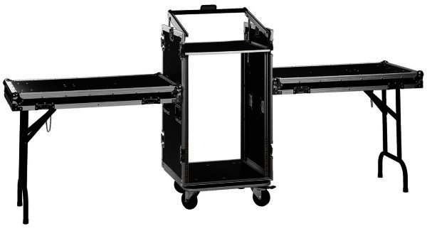 MR-162DESK Professionelles Roll-Case für 482mm-Geräte