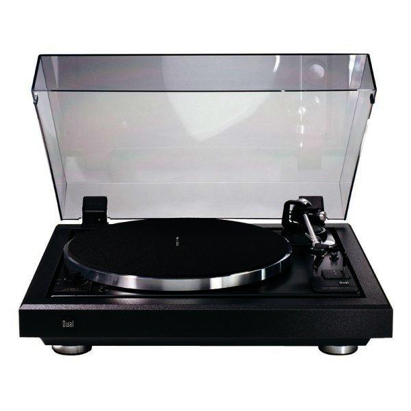 Dual CS 505-4 Halbautomatischer Plattenspieler