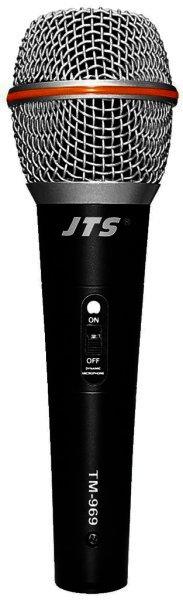 TM-969 - JTS Mikrofon, Dynamisches Gesangsmikrofon