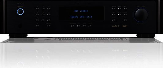 Rotel RT-1570 Streamer Tuner Netzwerkplayer in schwarz