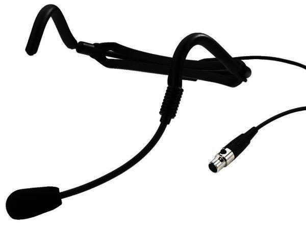HSE-110 Kopfbügelmikrofon 3-Pol-Mini-XLR
