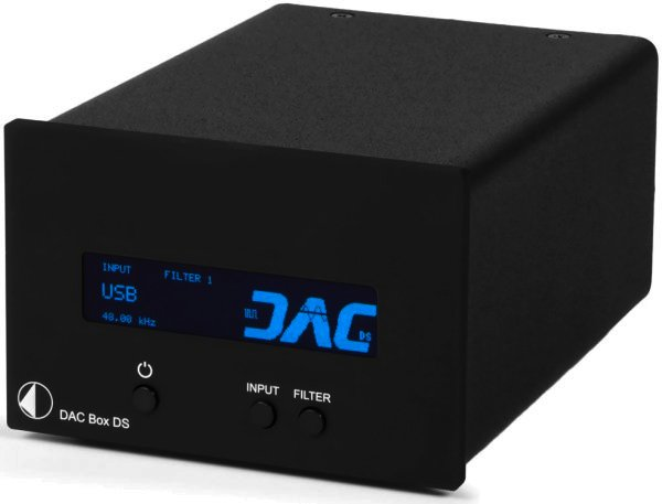 Pro-Ject DAC Box DS - Digital Analog Wandler - DA