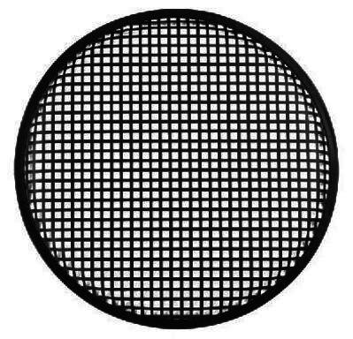 mzf 8632 lautsprecher schutzgitter 384mm 15 zoll lautsprecher schutzgitter lautsprecher. Black Bedroom Furniture Sets. Home Design Ideas