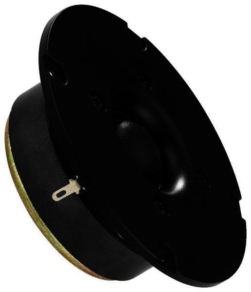 DT-99 - HiFi-Dome-Tweeter, Kalottenhochtöner, Seidenmembran, 8 Ohm, 80 Watt