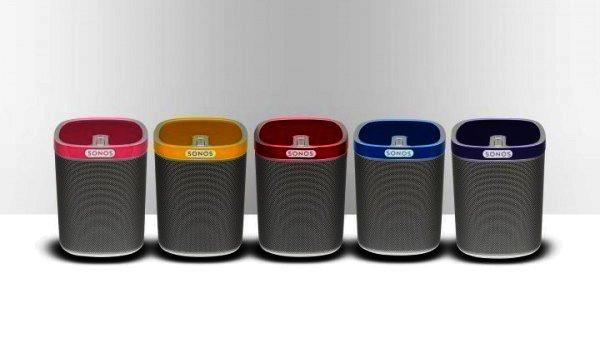 Flexson Farbfolie für Sonos Play 1 - 5 Farben - Colour Play Skin