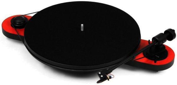 Pro-Ject Plattenspieler Elemental Phono USB