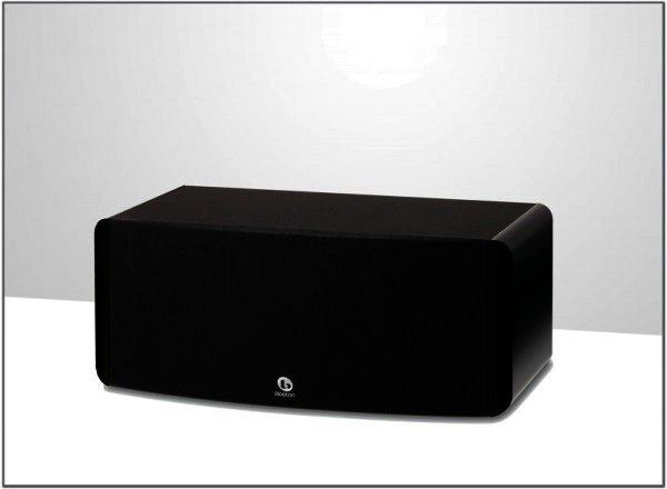 Boston Acoustics A225C Center-Lautsprecher 2 Wege - schwarz