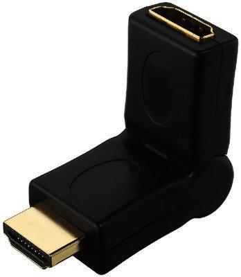 HDMIA-200W - HDMI-Adapter, 180° frei abwinkelbar