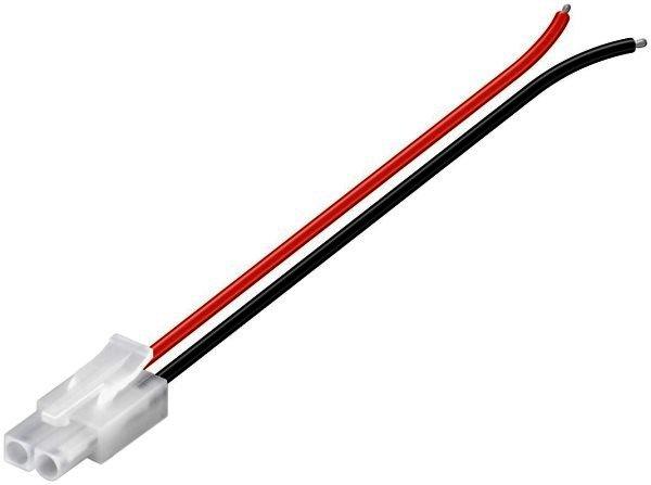Kabel mit Tamiya Kupplung Länge : 14 cm