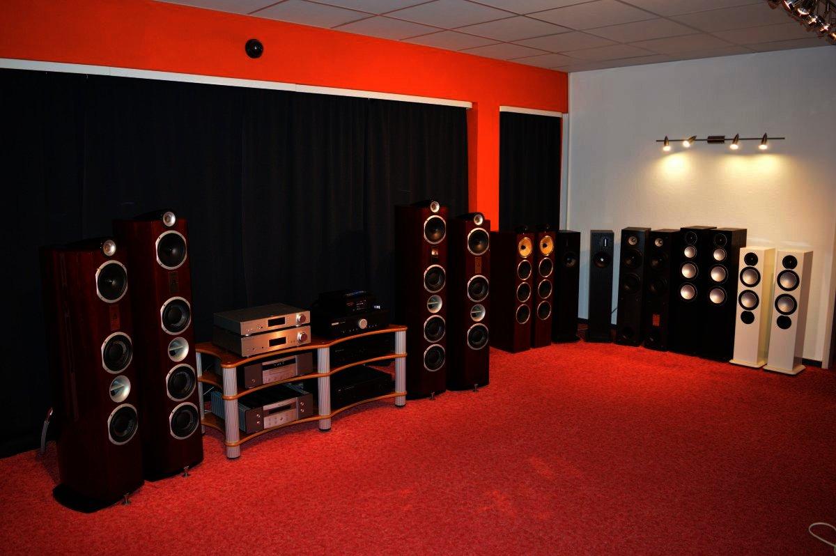 hausmesse am in hannover musikus hifi in. Black Bedroom Furniture Sets. Home Design Ideas